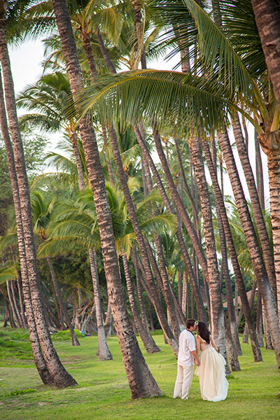 Maui Hawaiian Weddings