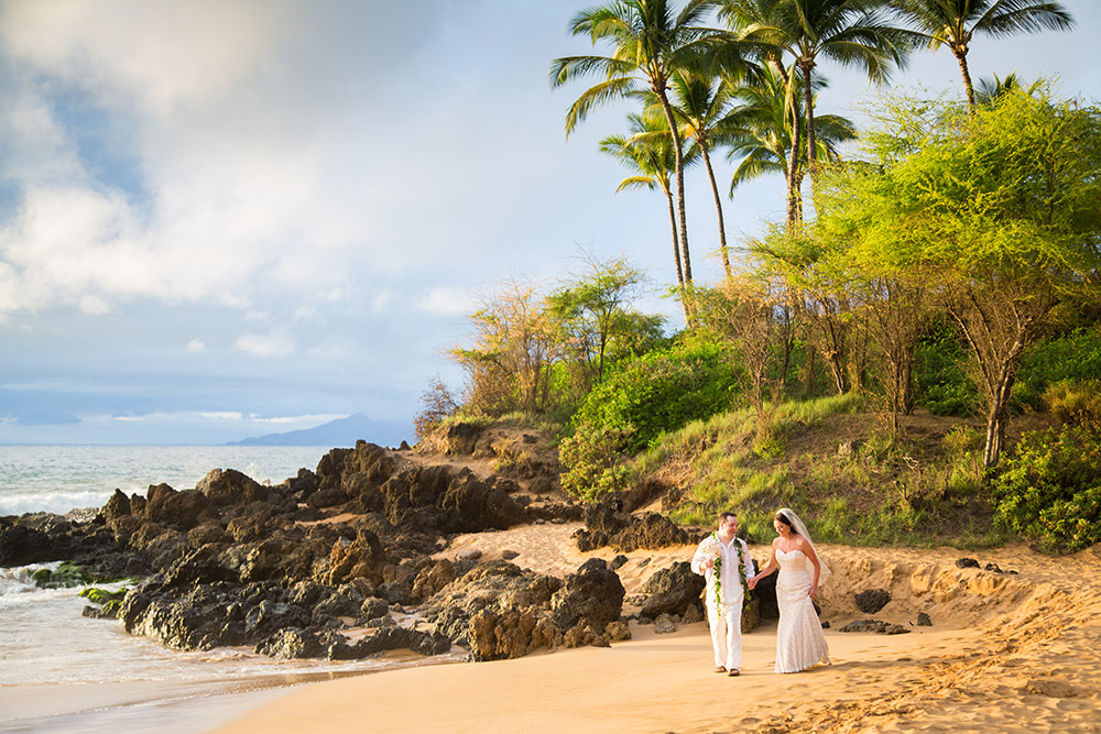 Maui Beach Weddings By Precious