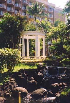 Westin Maui Gazebo