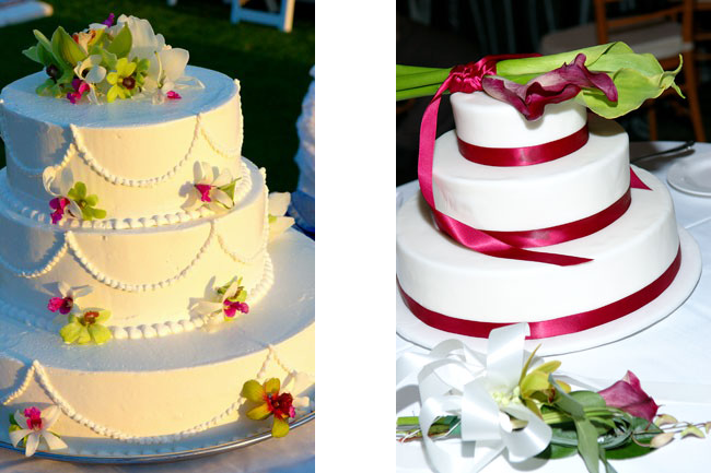 Wedding Cake Coordination Services PreciousMauiWeddingscom - Weddings Cake Pictures